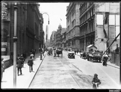 Pitt Street in Sydney