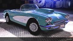 Chevrolet Corvette 1960 (@Britney Beyonce) Tags: classic chevrolet car automobile corvette musclecar americancar worldcars