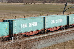 4950 538 - Sggrs - DB Intermodal - BR - 20130402 (Cees Cargo Wagons) Tags: dbs containerwagens sggrs kombirail 31tenriv80dbtsk49505383 sggrs741