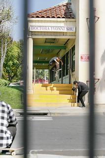 Jeremiah Ito- Pomona, CA Nollie Flip