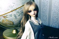 Leona @ one studio (Markun_K) Tags: liz doll sd bjd superdollfie volks