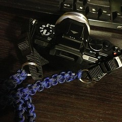 Modified the strap a bit to make it swappable and a bit more flexible. (swecficklampa) Tags: square squareformat iphoneography instagramapp uploaded:by=instagram