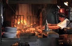 Mercado del Puerto Montevideo (USpecks_Photography) Tags: uruguay fire centro cook meat grill mercado barbecue montevideo planart1450 mercadodelpuertomontevideo