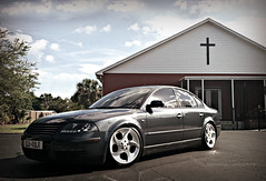 'praise the lowered' (mikonyxx) Tags: auto cars beauty car wheel vw volkswagen photography photo euro low wheels drop dk static passat iphone klutch 813 iphonetography dubkorps dubkorp alphards bfive simplyclean urotuning awoltv klutchrepublic 1point8 b5point5 1point8t