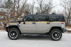 """2003 Hummer • <a style=""""font-size:0.8em;"""" href=""""http://www.flickr.com/photos/85572005@N00/8642596171/"""" target=""""_blank"""">View on Flickr</a>"""