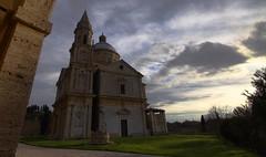 Montepulciano  San Biagio (LaCiz) Tags: chiesa tuscany montepulciano toscana abbazia sanbiagiomontepulciano