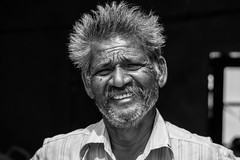Mahadev | Explored (Devesh Uba) Tags: portrait blackandwhite photojournalism blackandwhiteportrait