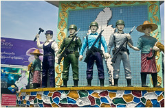 """Union Solidarity and Development..."" (electrigger) Tags: burma union solidarity myanmar burmese birma development moulmein birmanie mawlamyaing mawlamyine"
