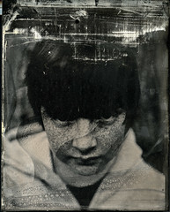 . (supermyzo) Tags: wetplate ferrotype tinplate collodion