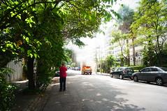 On fire (fabio barbato) Tags: car digital fire voigtlander burn ricoh 15mm a12 gxr mountm