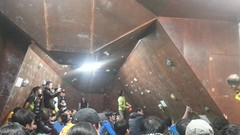 Boulder Climbing Competition (rock climbing) in Wonju, Korea (hellaOAKLAND) Tags: sports sport korea fitness rockclimbing pyeongtaek