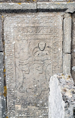 Kildrummy kirkyard gravestone