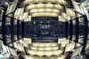 The Eye of T&T (Thierry Hudsyn) Tags: sony a6000 samyang8mmf28fisheyeii tourtaxis brussels bruxelles architecture urban reflections reflets