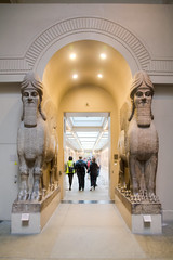 Assyrian Lions of Nimrud, British Museum (daverodriguez) Tags: britishmuseum lions bloomsbury london assyrian nimrud england unitedkingdom gb