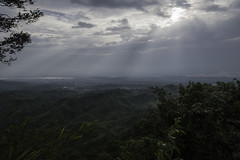 Untitled (Sharif Ripon (totographer)) Tags: hill sky green sunray sunlight mountain cht bangladesh cloud clouds