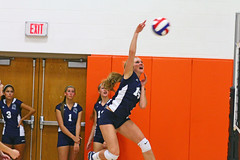 IMG_4722 (SJH Foto) Tags: girls volleyball action shot high school somerset pa pennsylvania scimmage