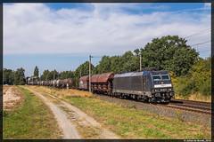 26-08-16 DB Cargo 185 567 + UnitCargo, Woltorf (Julian de Bondt) Tags: db cargo 185 br185 uc unit