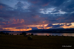 Sun setting over Cromarty Bridge in sequence. (Alan Cruickshank.) Tags: fujixt1 fuji1024f4 cromartybridge cromartyfirth cromarty highland scotland scottishhighlands sunset sky redsky redsunset