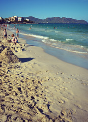 Cala Millor (Freebird_71) Tags: holidays mallorca summer beach spain cala millor