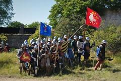 Battle of Wisby, Gotland 2016 (Bochum1805) Tags: battleofwisby 1361 historicalreenactment