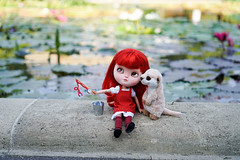 Blythe A Day 10 September 2016 - Fishes