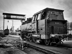Baureihe 64 (-BigM-) Tags: germany baden wrttemberg bigm olympus omd schorndorf bahnhof railway station eisenbahn old oldtimer baureihe 64 deutschland maschinen fabrik esslingen es