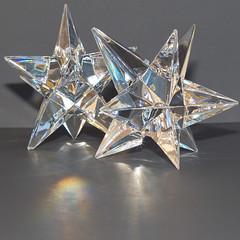 Star Light, Star Bright......   HMM (11Jewels) Tags: canon 50mm stars macromonday crystal macro