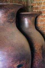 Giant Pots (djking) Tags: mexico michoacan hillcountry pots