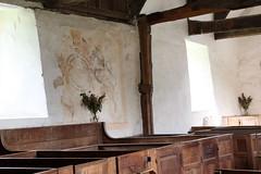 Disserth, Radnorshire (Vitrearum (Allan Barton)) Tags: disserth radnorshire church medieval boxpews georgianwoodwork royalarms
