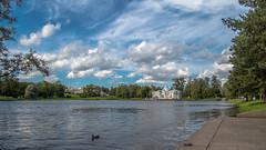 The Catherine Park, Tsarskoye Selo, St Petersburg (pilot3ddd) Tags: stpetersburg tsarskoyeselo catherinepark bigpond olympuspenepl7 panasoniclumixg1232 pushkin