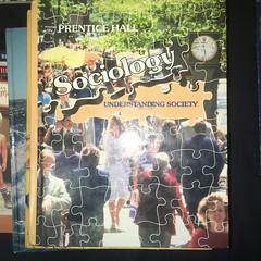 sociology (timp37) Tags: book high school sociology understanding society