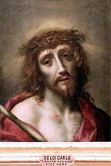 IMG_9102B Carlo Dolci. 1616-1686. Florence. Ecce Homo.   Florence. Palazzo Pitti. Galleria Palatina. (jean louis mazieres) Tags: peintres peintures painting muse museum museo carlodolci