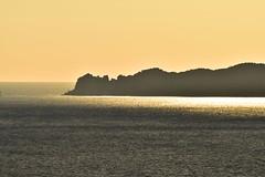 montemarcello (dinapunk) Tags: montemarcello italy liguria sunset sea