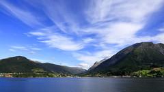 Uskedalen aug -16 (bjarne.stokke) Tags: norway norwegen norge hordaland hardanger hardangerfjorden uskedalen