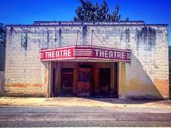 theatre theater theATEr theatAH! (christaki) Tags: swva theatre theater theatah ewing va decay