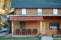 Redfish Lake Lodge, Idaho (Pacific Fishery Management Council) Tags: idaho redfish sockeye hatchery fish angling salmon fisheries