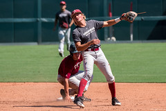 Fall Ball - Sept 17-42 (Rhett Jefferson) Tags: hunterwilson mattburch arkansasrazorbacksbaseball