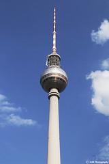 TV Tower (Gav Justice) Tags: berlin germany tvtower tower televisiontower television