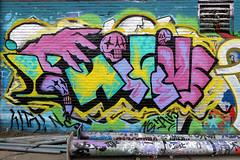 graffiti amsterdam (wojofoto) Tags: graffiti amsterdam nederland netherland holland wojofoto wolfgangjosten 2016 ndsm hi5 hifive