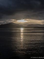 Mountain Point sunset (mind candy06) Tags: alaska canon gravinaisland ketchikan beach clouds daylight island landscape mindcandy06 mountains naturallight ocean outdoorphotography summer sunset