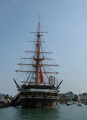 HMS Warrior (alanaplin) Tags: hmswarrior
