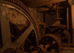 Das Herz der Mhle (Kai WR) Tags: damm hessen deutschland mhle mill