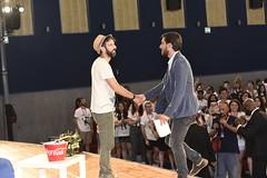 Luca Marinelli (giffonistory) Tags: 2016 46a giffoni lucamarinelli incontro salatruffaut manliocastagna arrivo