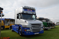 Scania T Cab 'GTS' reg RL05 YCB (erfmike51) Tags: scaniatcab artic truck lorry gts swedefest2016