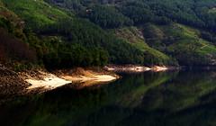reflection (isabellerosenberg) Tags: portugal geres national park nationalpark penedageres hike trip