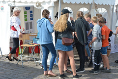(Kenneth Gerlach) Tags: by city danmark denmark mennesker outdoor people sildemarked sortsild stege regionzealand dk