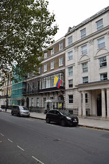 London (DarloRich2009) Tags: colombianconsulategeneral portlandplace colombianconsulate embassy london uk england gb great britain westminster cityofwestminster cityoflondon