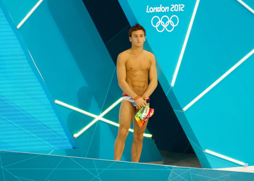 Tom Daley-Men