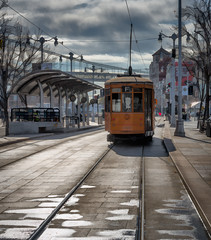 F Line - San Francisco - 2013 (SJL) Tags: sanfrancisco embarcadero portfolio simplify nikond600 scottloftesness streetcarfline