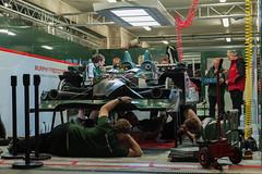 Murphy Prototypes - Oreca 03-Nissan - Le Mans, Pays de la Loire, France - 15/06/2012 23h18 (Arnauld Dravet) Tags: france public car race speed landscape track voiture course circuit lemans vitesse 70300mmf456 paysdelaloire 24heuresdumans 24hoursoflemans nikond90 oreca03nissan murphyprototypes 25032012 jpegquality92